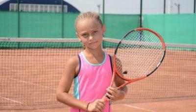 Tenismena moldoveancă Eva Zabolotnaia a devenit câștigătoarea turneului european Wilson Cup 2019!