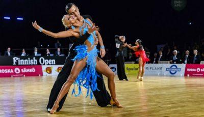 Dansatorii moldoveni Gabriele Goffredo și Anna Matus au devenit, pentru a cincea oară, campioni mondiali la dansuri latino-americane!