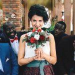 Foto: O rusoaică căsătorită în Africa îi lasă pe internauți fără cuvinte! Iată o altă viziune despre viața pe acest continent