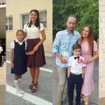 Foto: Vedetele și-au dus copiii în clasa întâi. Cum a fost prima zi de școală!