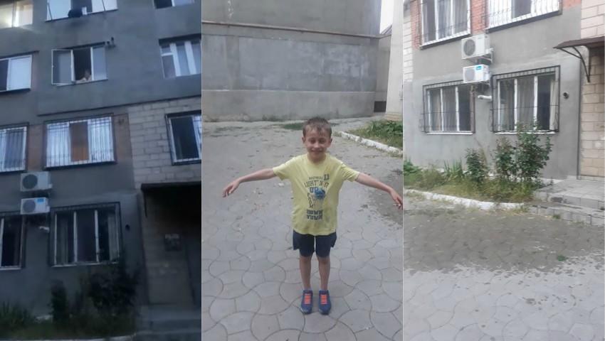 Foto: O bătrână a vărsat un lighean cu apă peste câțiva copii care se jucau în curtea unui bloc din Capitală
