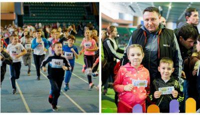 Exersează bunătatea alături de copiii tăi. Participă la Cursa Bunătății în cadrul Maratonului Internațional!