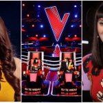 """Foto: Concurenta de la ,,Vocea României"""" care a cântat pe scenă alături de Irina Rimes, dar l-a ales pe Smiley"""