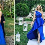 Foto: Nunta de fildeș! Natalia Cheptene și soțul ei au sărbătorit 14 ani de căsnicie