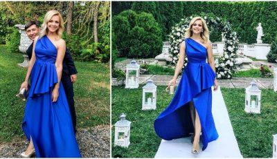 Nunta de fildeș! Natalia Cheptene și soțul ei au sărbătorit 14 ani de căsnicie