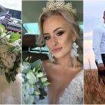 Foto: Interpreta Ionela Covali joacă astăzi la propria nuntă! Primele imagini cu mireasa