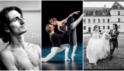 Dinu Tamazlacaru, balerinul moldovean care, ieri, a devenit erou la toate televiziunile din Germania!