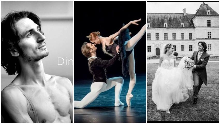 Foto: Dinu Tamazlacaru, balerinul moldovean care, ieri, a devenit erou la toate televiziunile din Germania!