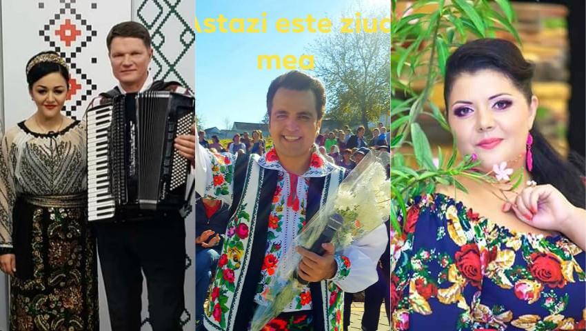 Foto: Să cânte lăutarii! Patru artiști din showbiz care astăzi își sărbătoresc ziua de naștere