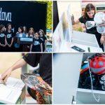 Foto: Peste 100 de kg de electronice uzate s-au strâns la lansarea campaniei naționale de colectare a deșeurilor electronice