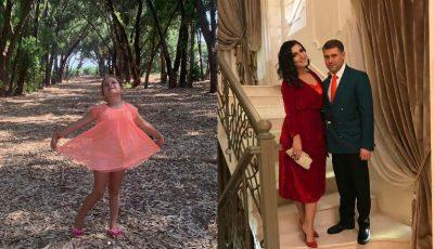 Fiica interpretei Jasmin și a lui Ilan Shor și-a felicitat emoționant părinții cu ocazia aniversării căsniciei lor!