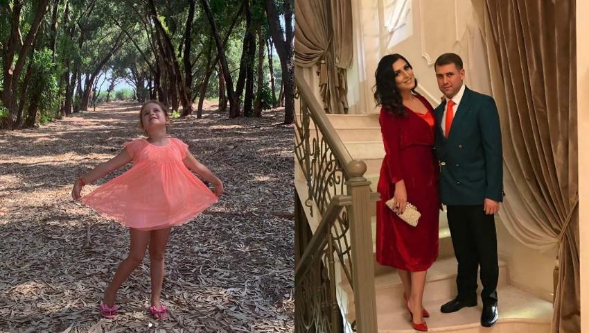 Foto: Fiica interpretei Jasmin și a lui Ilan Shor și-a felicitat emoționant părinții cu ocazia aniversării căsniciei lor!