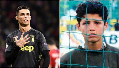 """Cristiano Ronaldo, mărturisiri despre copilăria grea: ,,Tatăl meu era alcoolic. Nu a fost tatăl visurilor mele"""""""