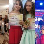 """Foto: Mădălina Lungu, eleva Studioului Artistic ,,Rodica Roșioru"""", este câștigătoarea Festivalului Internațional de Muzică și Dans """"Neghinița"""", desfășurat în Bacău, România!"""