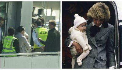 Prima imagine cu micuțul Archie în Africa de Sud. Meghan Markle i-a adus cel mai frumos tribut prințesei Diana