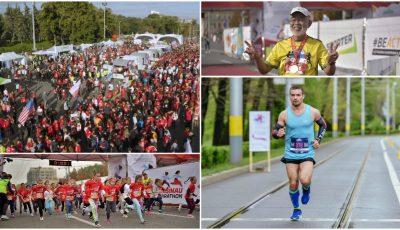 Maratonul Internațional Chișinău a adunat sportivi amatori și profesioniști din întreaga lume. Iată cine sunt câștigătorii!