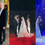 Foto: Lacrimi și emoții de milioane la nunta Kseniei Sobchak! (Foto/Video)