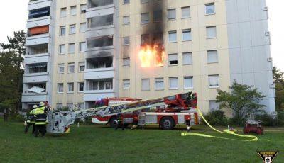 Incendiu într-un bloc de apartamente din Germania, cauza fiind o trotinetă electrică