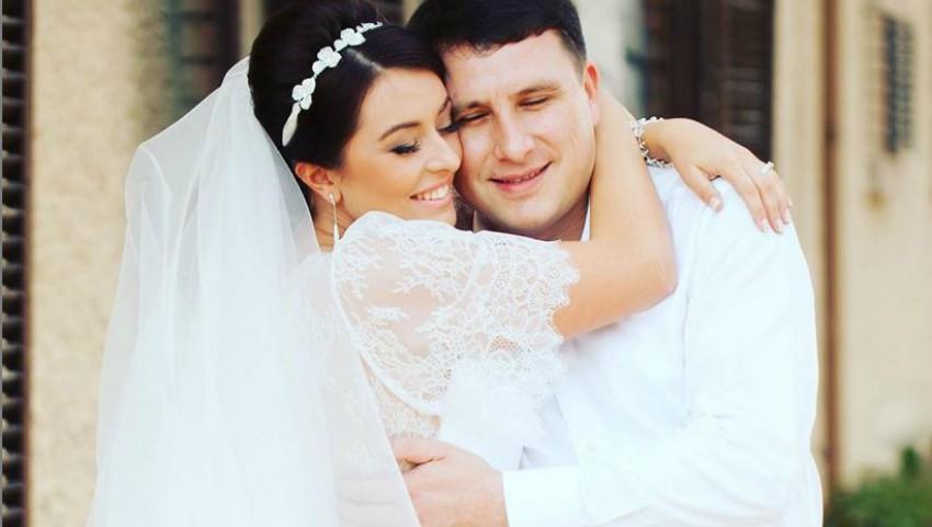Foto: Lili Lozan sărbătorește cinci ani de căsnicie. Foto
