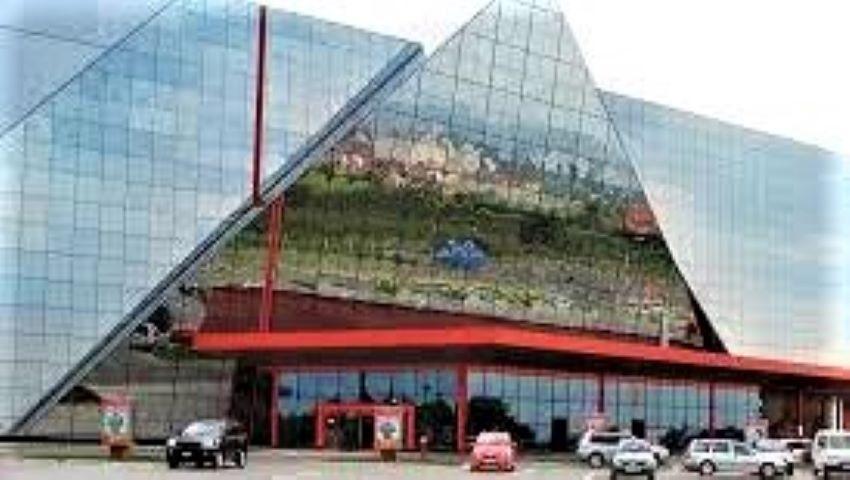Foto: Un centru comercial din țara noastră a fost scos la vânzare