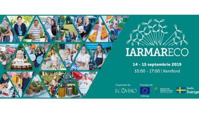 O nouă ediție IarmarEco te așteaptă cu o mare diversitate de produse agricole, artizanale și ecologice!
