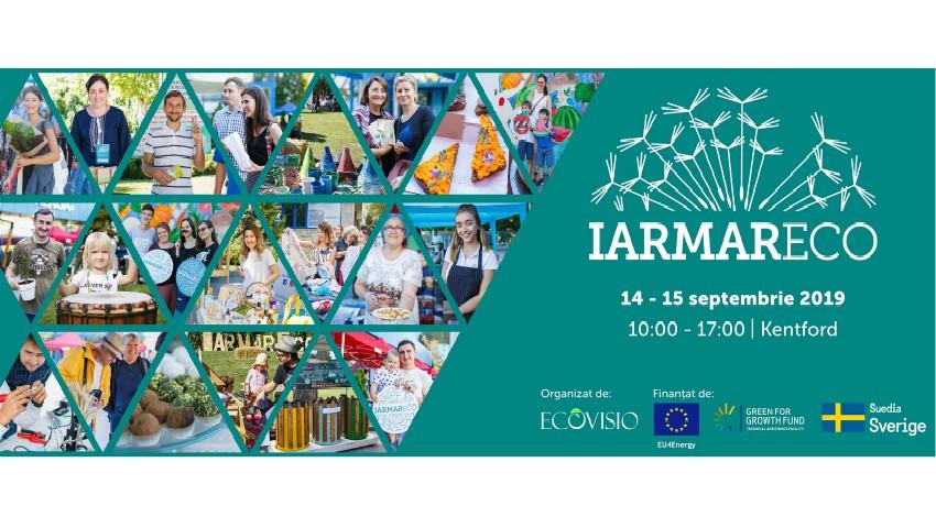 Foto: O nouă ediție IarmarEco te așteaptă cu o mare diversitate de produse agricole, artizanale și ecologice!