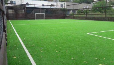 Zece terenuri de sport pentru copii și adolescenți au fost amenajate în diferite sectoare ale Capitalei