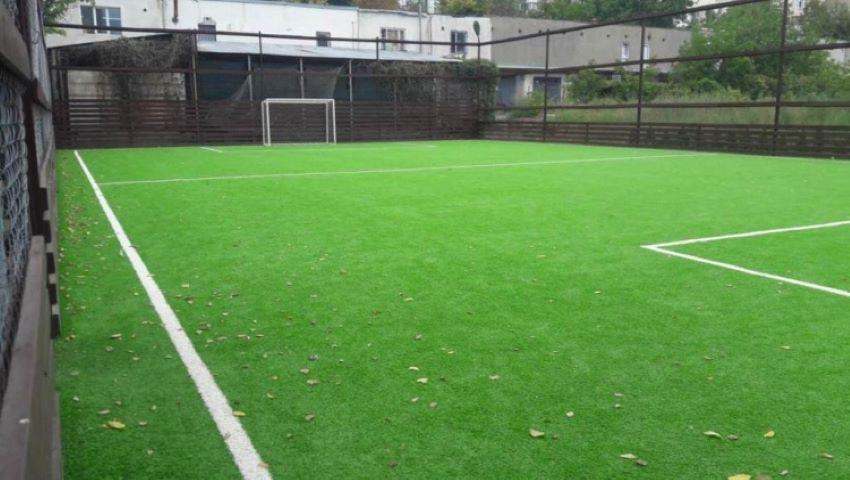 Foto: Zece terenuri de sport pentru copii și adolescenți au fost amenajate în diferite sectoare ale Capitalei