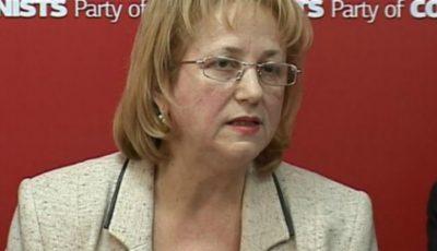 S-a stins din viață fosta deputată comunistă Maria Postoico