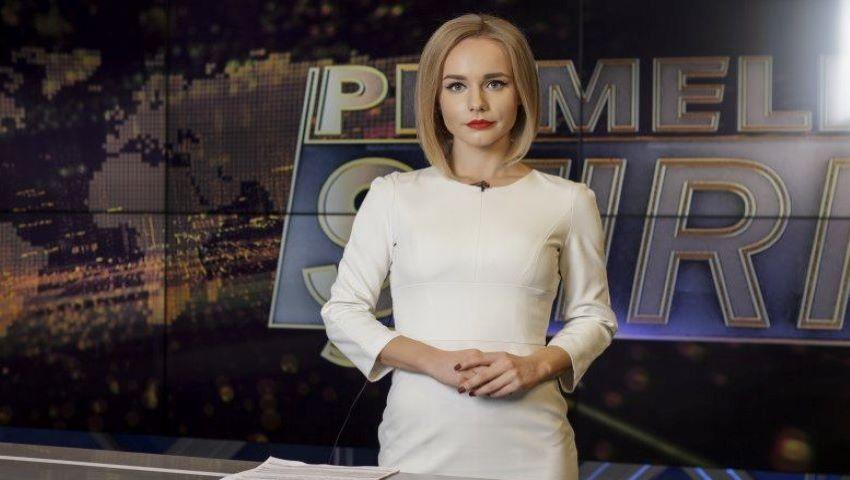 Foto: Prezentatoarea Dana Oleinic și-a încheiat activitatea la Prime TV