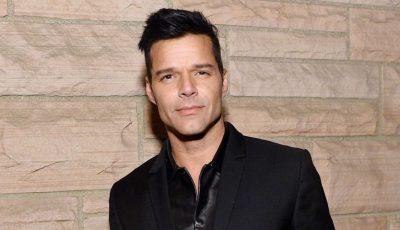 Ricky Martin va fi tată pentru a patra oara