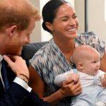 Foto: Adorabil! Fiul ducilor de Sussex, în vârstă de 4 luni, a atras toată atenţia în turneul din Africa