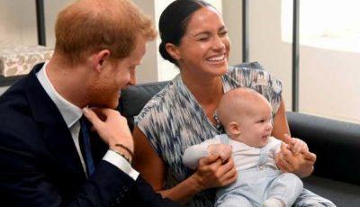 Adorabil! Fiul ducilor de Sussex, în vârstă de 4 luni, a atras toată atenţia în turneul din Africa