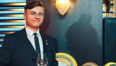 Moldoveanul Daniel Frumusachi a ajuns în Cartea Recordurilor Guiness