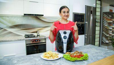 """Corina Țepeș, despre cum să-ți satisfaci poftele: """"Există și cartofi pai sănătoși!"""""""