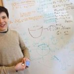 Foto: Adolescentul cu autism, care are un IQ mai mare decât al lui Albert Einstein și ar putea câștiga un Nobel