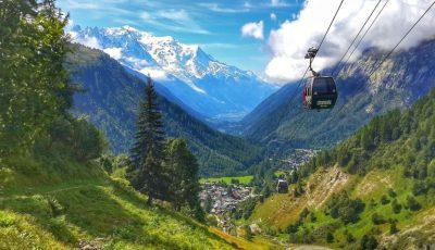 Se prăbușește un ghețar masiv de pe Mont Blanc! Autoritățile italiene au început evacuarea