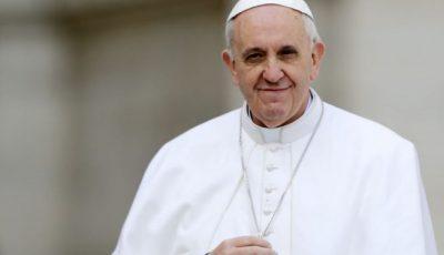 Papa Francisc, discurs emoționant: nu vă certați în fața copiilor
