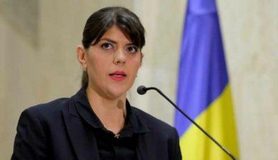 E oficial! Laura Codruța Kovesi a fost aleasă primul procuror european