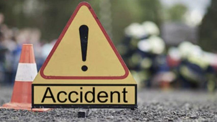 Foto: Doi bătrâni au fost loviți de o mașină, la Ungheni