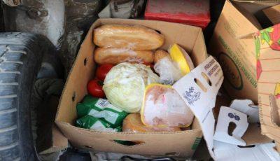 Angajații unei grădinițe, reținuți de polițiști în timp ce sustrăgeau produsele alimentare destinate copiilor