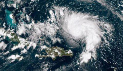 Uraganul Dorian vine în Europa, după ce a devastat regiuni mari din America