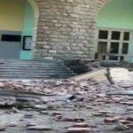 Foto: Cutremur mare în Albania