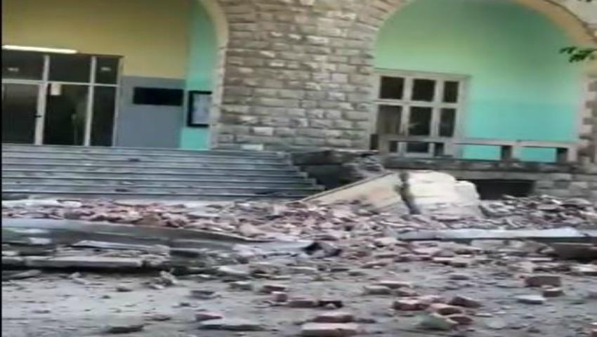Cutremur mare în Albania