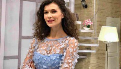 Prezentatoarea TV Stela Mikșanski și-a anunțat plecarea de la Canal 2