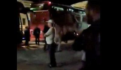 """Călătorie de groază pentru pasagerii unui autocar de pe cursa Bulgaria-Moldova. Călător: ,,Era cât pe ce să ne răsturnăm de două ori"""""""