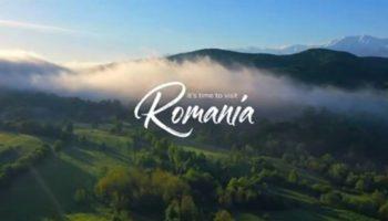 Video. Un moldovean a filmat un spot impresionant despre România