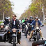 """Foto: Un altfel de """"motociclism""""! Susține și tu cauza Distinguished Gentelmans Ride 2019 în Moldova!"""
