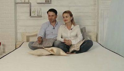 Mihail și Viorica Agafița: Ea l-a luat cu bombonica și de atunci l-a făcut dependent de dulceața dragostei
