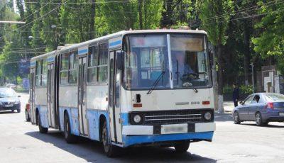 Atenție, chișinăuieni! Începând de luni, mai multe rute de autobuze vor circula pe un alt itinerar